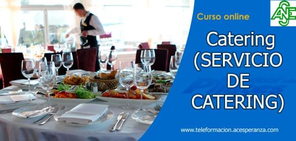 Catering (SERVICIO DE CATERING)